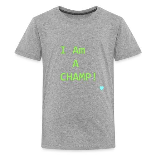 Champion - Kids' Premium T-Shirt