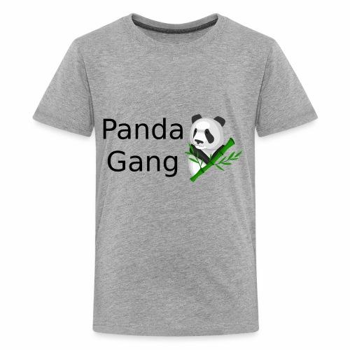 Panda Gang - Kids' Premium T-Shirt