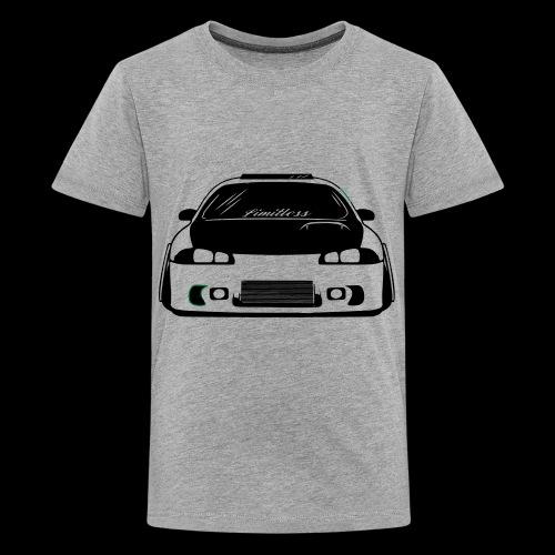 limitless eclipse - Kids' Premium T-Shirt