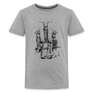 Viking warrior - Kids' Premium T-Shirt