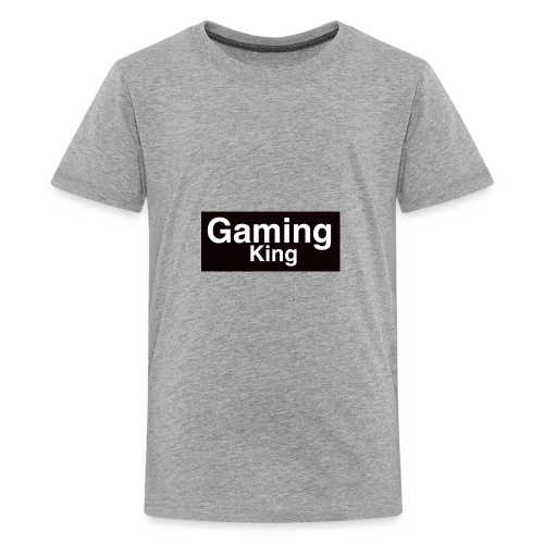 Gaming king - Kids' Premium T-Shirt