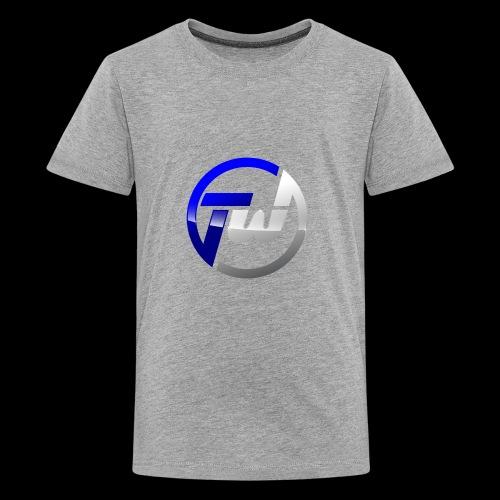 TRE Wear Icon - Kids' Premium T-Shirt