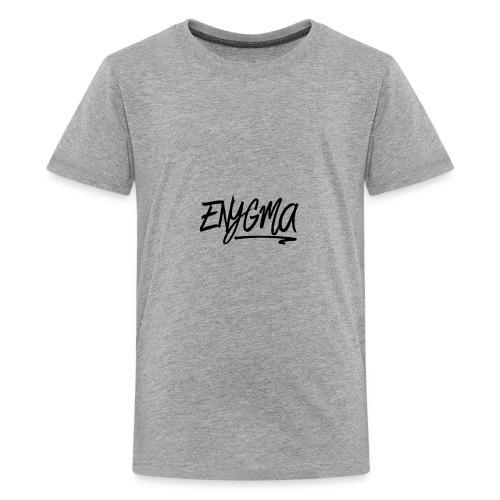 Enygma Black Original - Kids' Premium T-Shirt