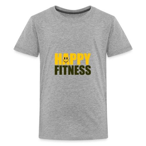 Happy Fitness - Kids' Premium T-Shirt