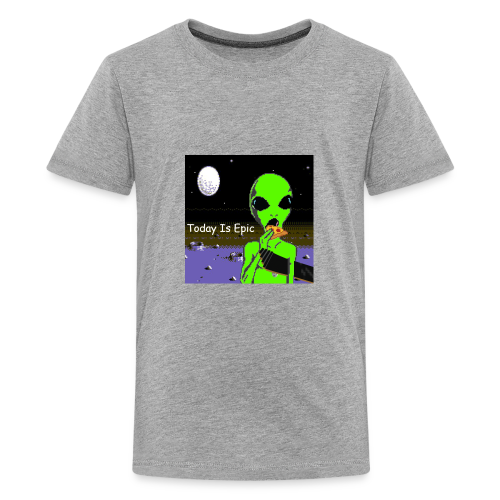 the channel logo - Kids' Premium T-Shirt