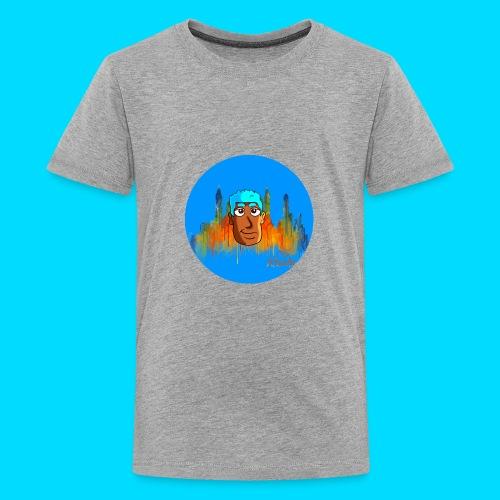 TDJ Character - Kids' Premium T-Shirt