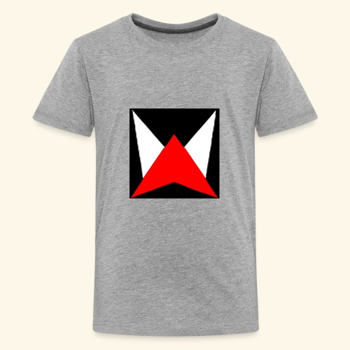 zoom logo - Kids' Premium T-Shirt