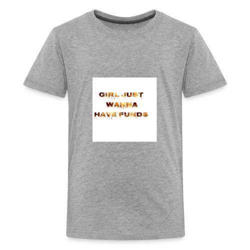 bout that money - Kids' Premium T-Shirt