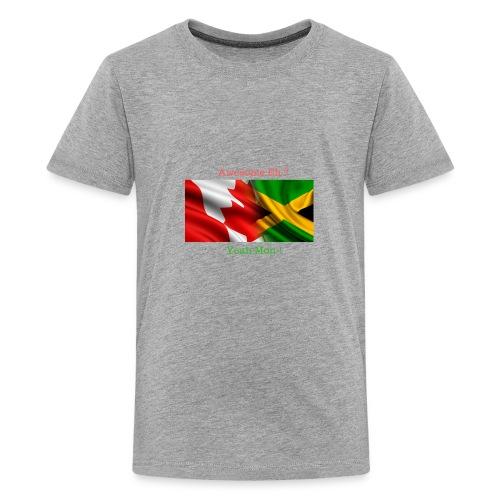 Canada Jamaica - Kids' Premium T-Shirt