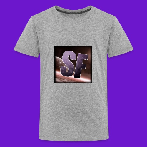 The SF logo - Kids' Premium T-Shirt