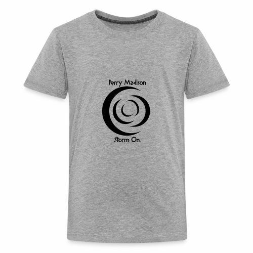 Storm On Spiral Storm - Kids' Premium T-Shirt