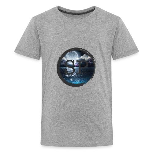 SHOCK PLAYZ WAVIES - Kids' Premium T-Shirt