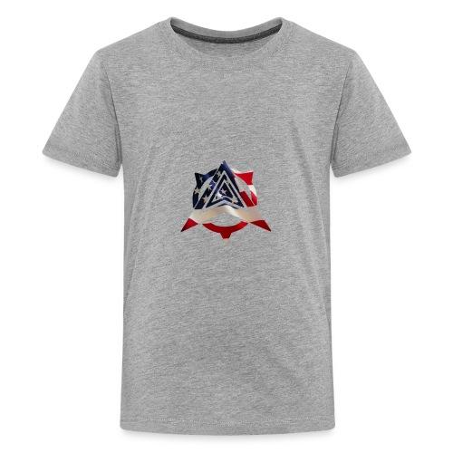 United States Flag - Kids' Premium T-Shirt