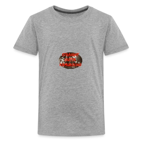 Straight Outta Kamurocho - Kids' Premium T-Shirt