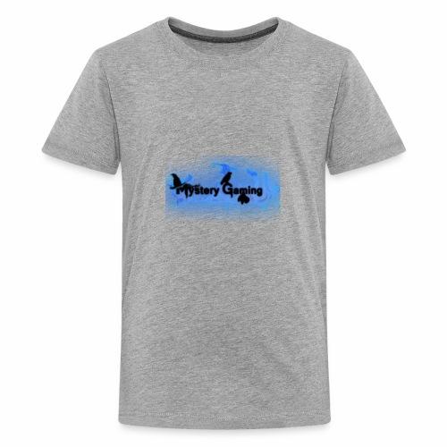 MysteryGamingLogo2 - Kids' Premium T-Shirt