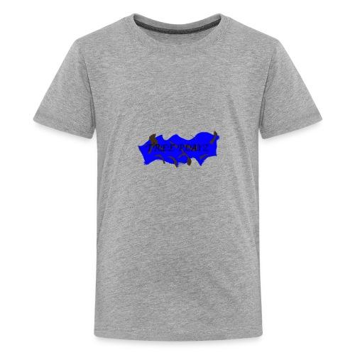 TreeSTYLE (BLUE EDITION) {NEW} - Kids' Premium T-Shirt