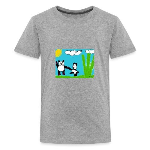 PANDAS - Kids' Premium T-Shirt