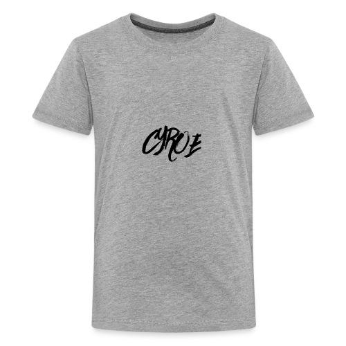 Cyroe Name Logo - Kids' Premium T-Shirt