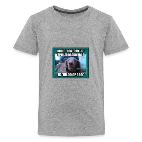 Dog meme - Kids' Premium T-Shirt