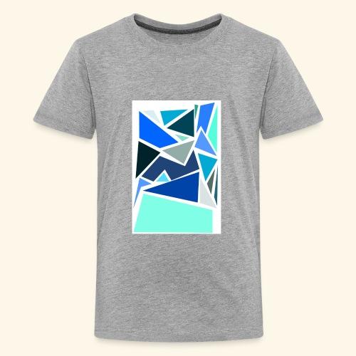 Funky Triangles - Kids' Premium T-Shirt
