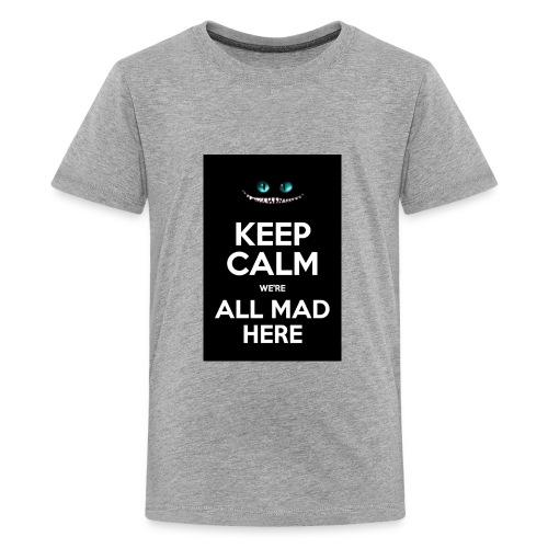 Words on shirt - Kids' Premium T-Shirt