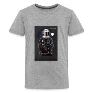 Elite astronaut men t-shirt - Kids' Premium T-Shirt