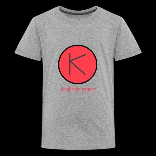 Red K 2 - Kids' Premium T-Shirt