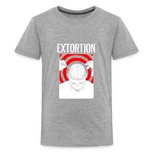 Extortion Brain - Kids' Premium T-Shirt
