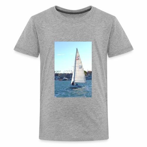 Sea, Sun, and Sails - Kids' Premium T-Shirt
