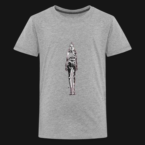 IRON GIRL - Kids' Premium T-Shirt