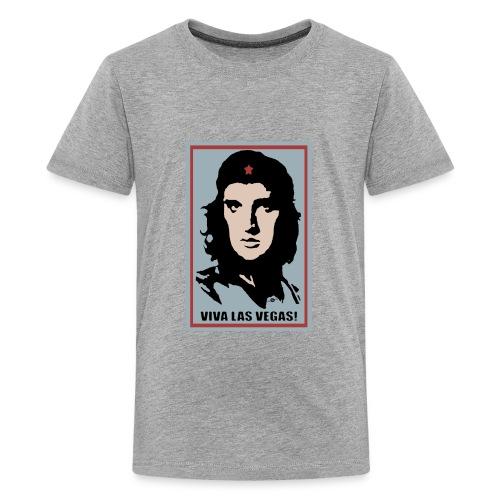 Elvis Che Guevara Viva Las Vegas - Kids' Premium T-Shirt
