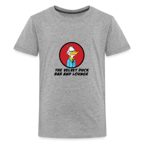 Velvet Duck - Kids' Premium T-Shirt