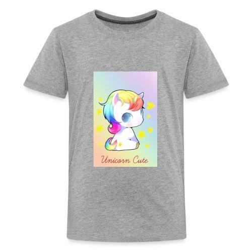 Unicorn Cute - Kids' Premium T-Shirt