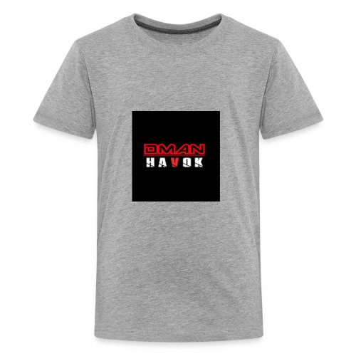 Dman HAVOK shirt - Kids' Premium T-Shirt