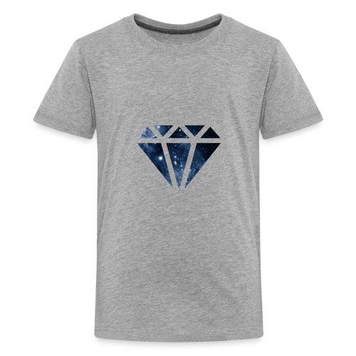 space diamond - Kids' Premium T-Shirt