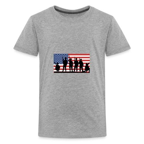 C6C93A63 545E 40FE BFB5 42370B6D303B - Kids' Premium T-Shirt