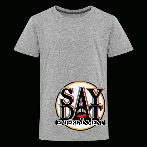 SayDatClique Apparel USA - Kids' Premium T-Shirt