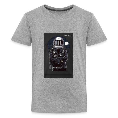 Elite astronaut men t-shirt - Kids' Premium T-Shirt