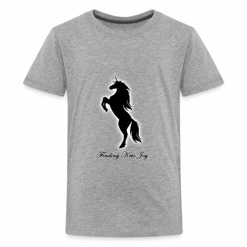 Finding Keto Joy Tshirt - Kids' Premium T-Shirt