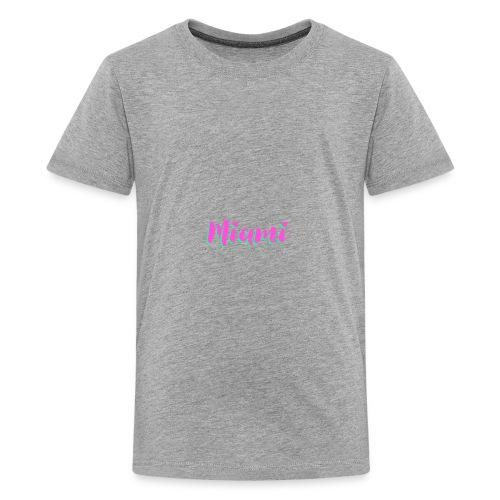 Miami - Kids' Premium T-Shirt