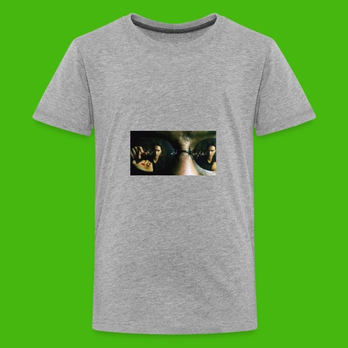red or blue pill - Kids' Premium T-Shirt