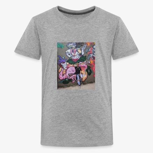 Graffiti park project - Kids' Premium T-Shirt