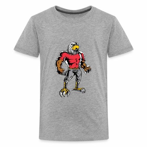 EagleStandingNeoClassic - Kids' Premium T-Shirt