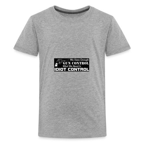 gun control - Kids' Premium T-Shirt