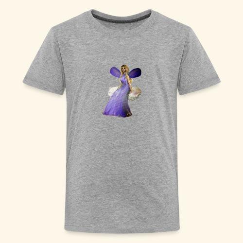 Ella, sky fairy - Kids' Premium T-Shirt