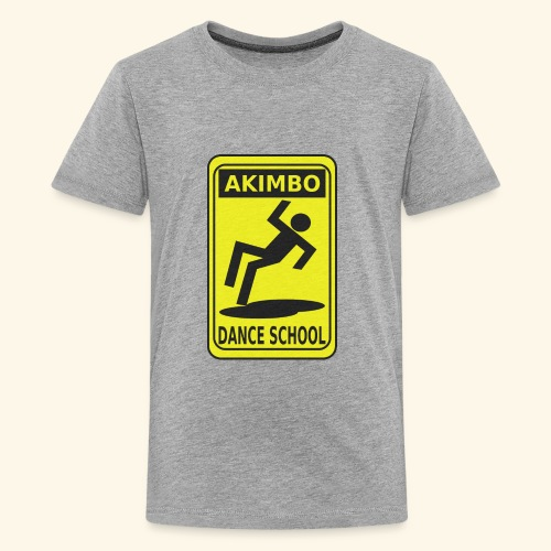 Akimbo Dance School - Kids' Premium T-Shirt