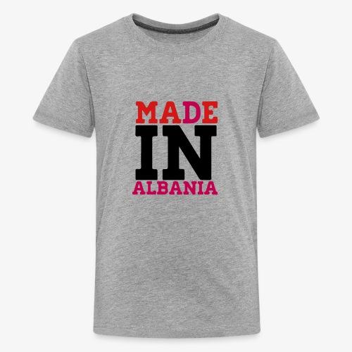 MADE IN ALBANIA - Kids' Premium T-Shirt