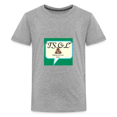 T.S.O.L - Kids' Premium T-Shirt