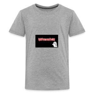 spirits parnormal society - Kids' Premium T-Shirt