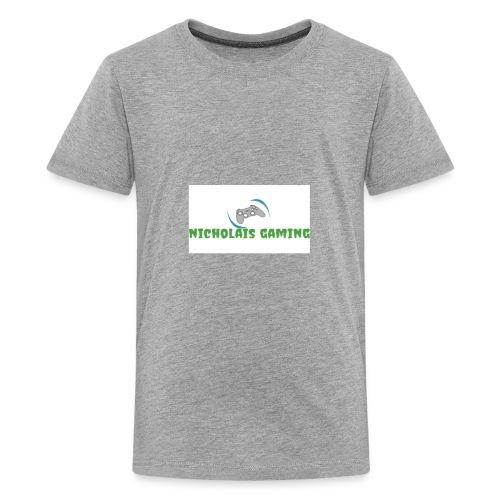 My new gaming logo - Kids' Premium T-Shirt
